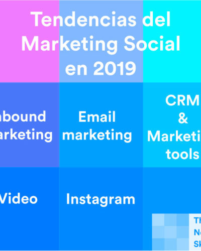 tendencias del marketing social 2019