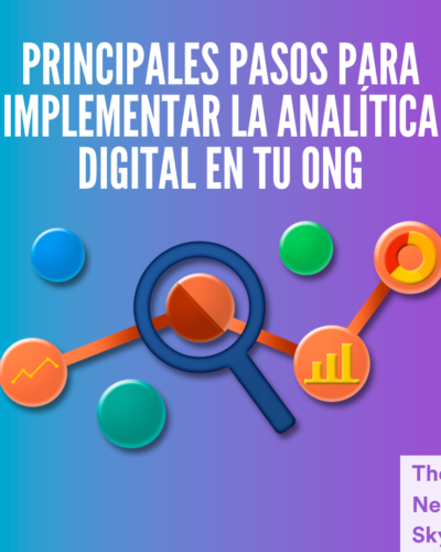implementar la analitica digital en tu ong